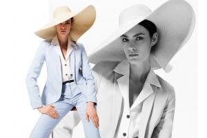 Letnie garnitury dla kobiet od Mohito
