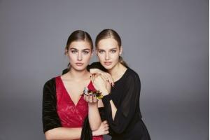 Kolekcja Orsay na jesień i zimę 2018/19.   Nadchodzi świąteczny czas, a wraz z nim trendy na błysk, perły, złoto i… zwierzęce wzory!