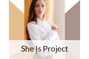 Wywiad z współzałożycielką She !s Project