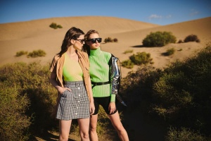 Miks letnich trendów w kolekcji Sinsay Urban /Safarii