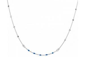 Biżuteria Apart w kolorach Pantone Classic Blue