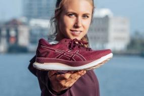 Męcz się mniej dzięki GLIDERIDE™ - nowemu modelowi butów biegowych od ASICS