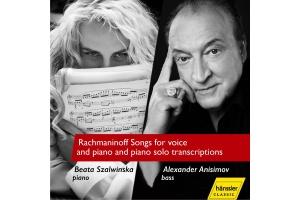 Pieśni Sergiusza Rachmaninowa w interpretacji Beaty Szałwińskiej i Aleksandra Anisimova