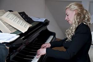 Tylko i wyłącznie piękna muzyka - Beata Szałwińska wydaje nową płytę
