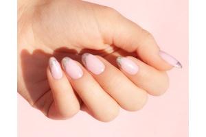 Hybryda bezpieczna dla paznokci
