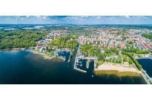 Poznajemy najciekawsze miejsca w Polsce. Giżycko - Żeglarska Stolica Polski