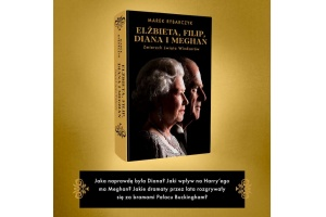"""""""Elżbieta, Filip, Diana i Meghan. Zmierzch świata Windsorów"""""""