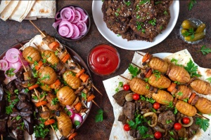 Majówka po gruzińsku – pomysły na dania z grilla