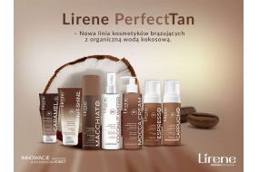 Lirene #perfectTan – nowa linia kosmetyków brązujących z organiczną wodą kokosową.